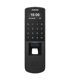 P7 PoE-Touch Fingerprint and RFID Access Control