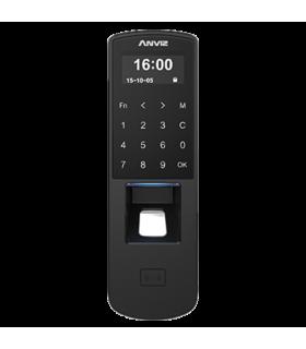 Control de acceso de huellas dactilares y RFID PoE-Touch P7