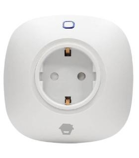 Tomada de energia controlada remotamente através do sistema de alarme H4
