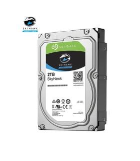 Hard drive specific for video surveillance Seagate SKYHAWK 2 TB