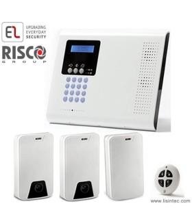 Electronics Line iConnect 2Way Kit 2 - Allarme antintrusione con verifica video
