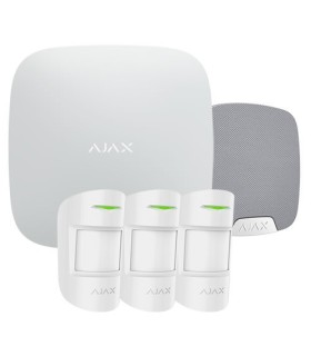 Ajax wireless alarm kit AJ-HUBKIT-PRO-S