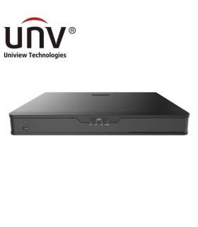 NVR302-32S - Gravador IP Uniview 32 canais