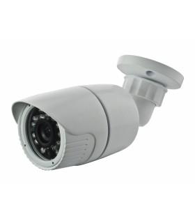 Camera HDCVI 1080p com 2mpx lente fixa 3.6mm e visão nocturna até 30m