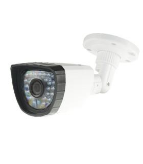 Camera Bullet HDCVI 720p lente Varifocal 2.8 a 12mm e IR 30m