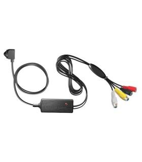 Camara miniatura para instalação oculta MC-301LAH