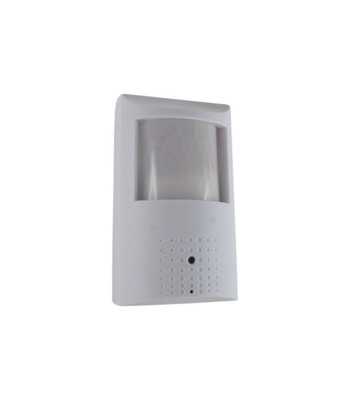 Hidden camera in fake motion detector with night vision