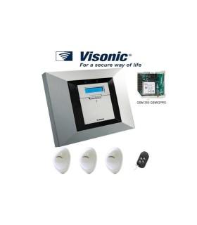 Alarma Visonic PowerMax Pro con GSM