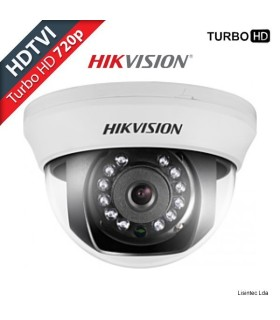 Dome Camera HDTVI Hikvision HD 720p Indoor