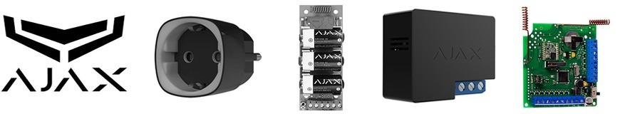 Accessoires pour alarmes Ajax